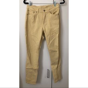 Levi High Rise Cropped